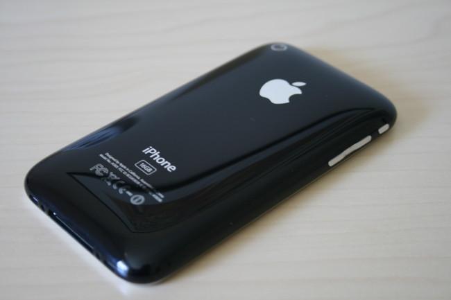 Обзор телефона Apple iPhone 3GS