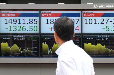 Азиатские рынки лихорадит из-за Brexit