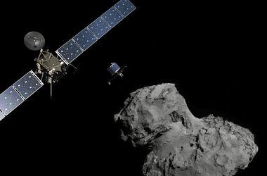 Историческая миссия Rosetta завершится столкновением с кометой