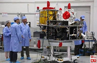 Китай в августе запустит спутник для проведения эксперимента по квантовой телепортации