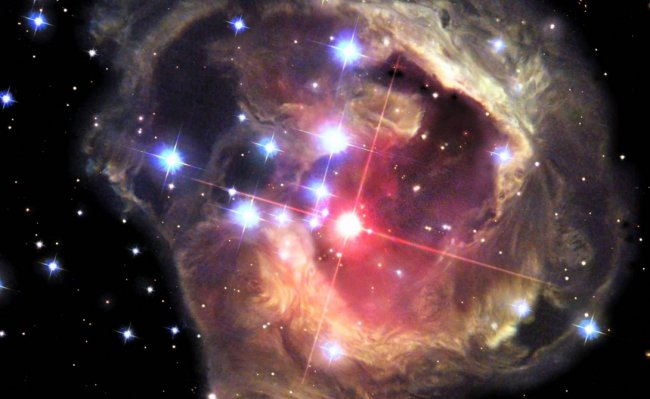В Сети появились потрясающие снимки космоса (фото)