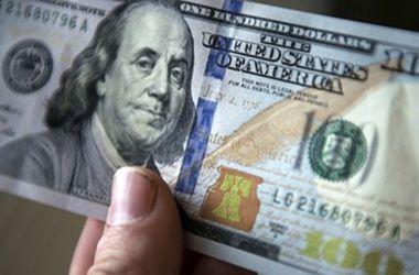 В первый день июля в Украине упал курс доллара