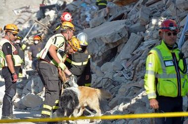 Число жертв землетрясения в Италии продолжает неумолимо расти