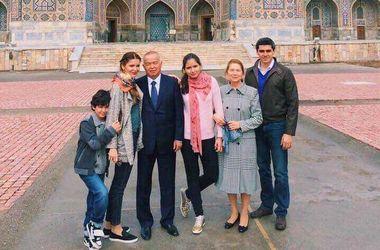 Дочь госпитализированного президента Узбекистана обратилась к людям
