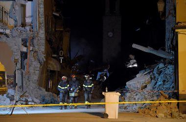 Количество жертв землетрясения в Италии возросло до 281 человека