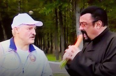 Морковка Стивена Сигала