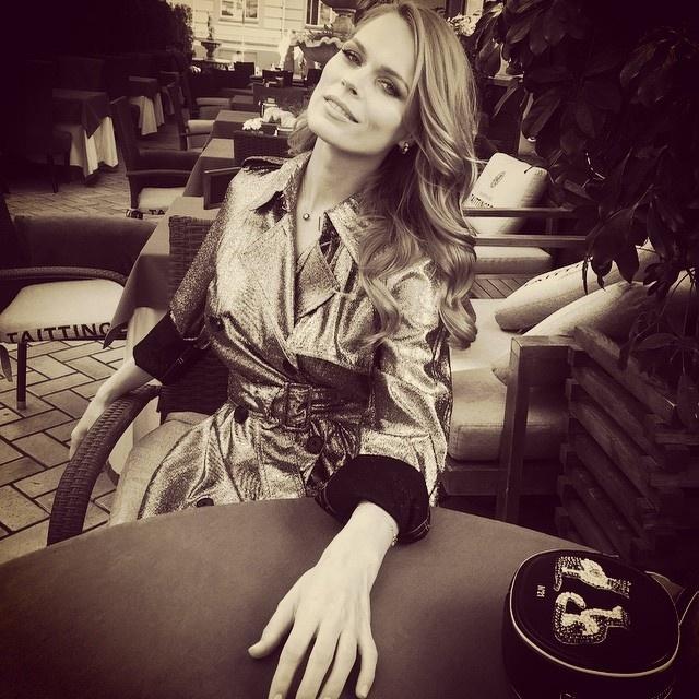 Ольга Фреймут похвасталась модной обновкой за 26 тысяч гривен (фото)