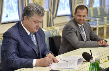Порошенко подписал указ о праздновании в Украине 500-летия Реформации