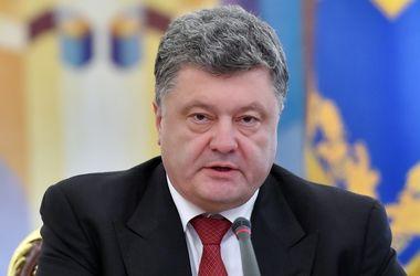 Порошенко встретился с главой МИД Беларуси