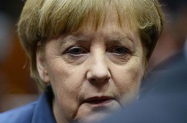 Российские танки в Украине шокировали Меркель