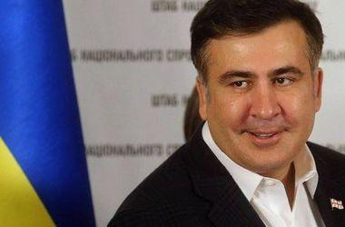 Саакашвили: договариваться с Путиным – как с крокодилом, чтобы он тебя не съел