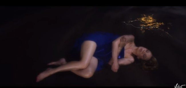 Альбина Джанабаева снялась обнаженной (фото)