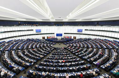 В Европарламенте зарегистрирован проект резолюции о безвизовом режиме для Украины