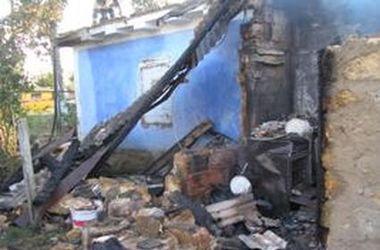 В Одесской области на пожаре погибла женщина и двое детей