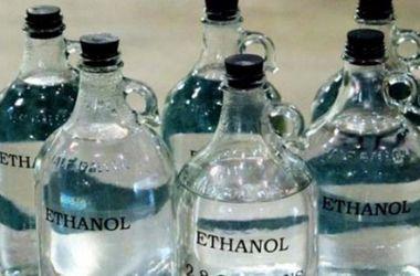 В Украине введут лимит на производство спирта