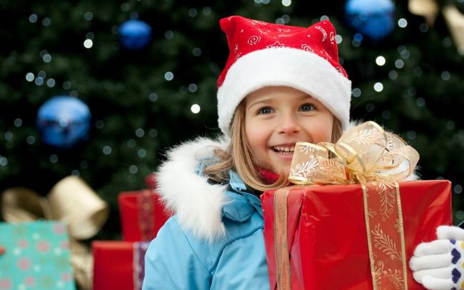 Что дарить детям на Новый год?