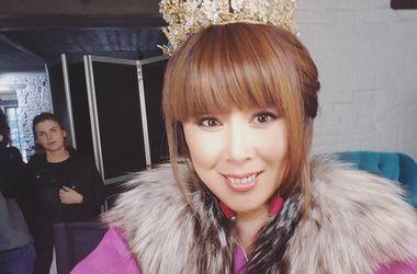 Анита Цой оказалась на грани анорексии