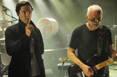 Бенедикт Камбербэтч взорвал концертный зал исполнением хита Pink Floyd (видео)