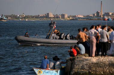 Число жертв крушения судна у берегов Египта превысило 160 человек