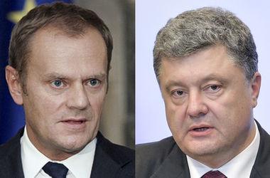 ЕС готов продолжать всестороннюю поддержку Украины – Туск