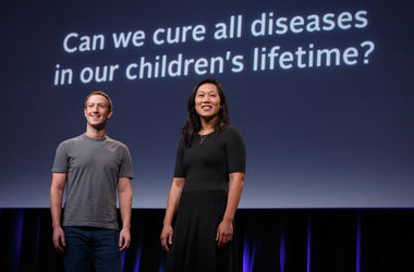 Миллиардер Цукерберг решил избавить мир от всех болезней