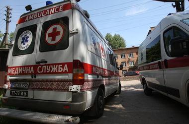 На трассе Киев-Чернигов Lexus насмерть сбил мужчину на инвалидной коляске