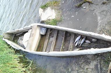 На Южном Буге мужчина запутался в рыболовных сетях и утонул
