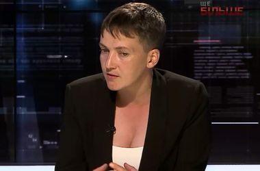 Савченко о своем Законе: Убийцам надо давать по заслугам – не 15 лет, а 60, как в Америке
