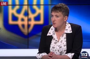 Савченко: особый статус нужен для всей Украины