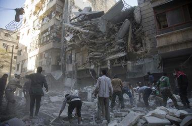 Сирийская армия начала в Алеппо наземную операцию