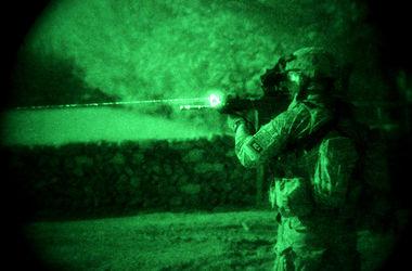 США оснастили украинских бойцов приборами ночного видения