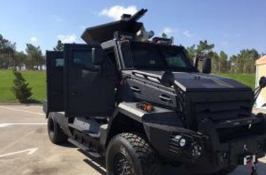 Украинские оружейники представили новый боевой модуль «Тайпан»