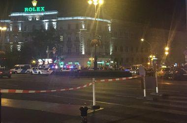 В центре Будапешта прогремел мощный взрыв (видео)