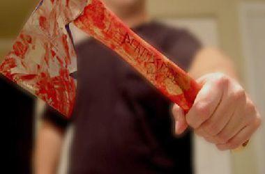 В Днепропетровской области мужчина топором убил знакомого