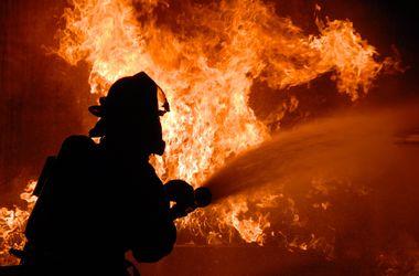 В Днепропетровской области в пожаре погибли два человека