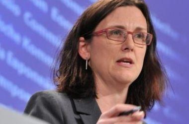 В ЕК объявили о дополнительных торговых преференциях для Украины