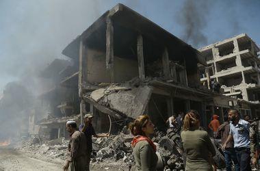 В Сирии разбомбили две больницы, есть жертвы