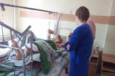 В Винницкой области парень спас друга от столкновения с локомотивом