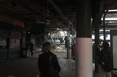 Жуткая авария поезда под Нью-Йорком: обнаружены жертвы