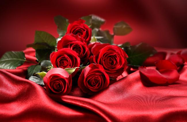 Организация доставки цветов для влюблённых