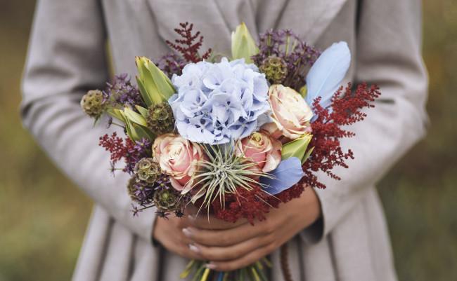 Цветочный этикет – как правильно составить и подарить букет