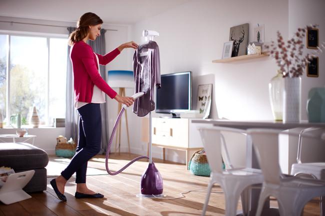Отпариватель для дома: лучшее решение проблемы глажки