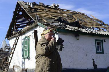 Боевики обстреляли Авдеевку из крупнокалиберной артиллерии