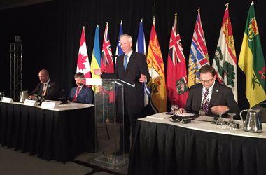 Канада выделит более  млн на поддержку Нацполиции Украины