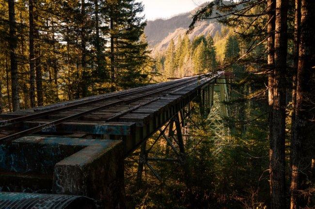 Мост Вэнс Крик