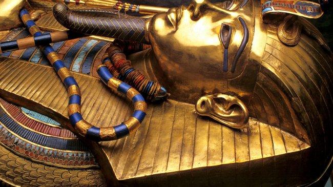 Где сейчас находятся предметы из гробницы Тутанхамона