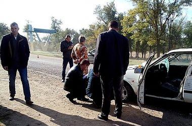 В Николаевской области полицейский насмерть сбил пешехода и вызвал коллег