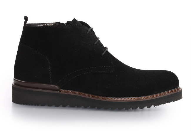 Как выбрать качественную зимнюю мужскую обувь