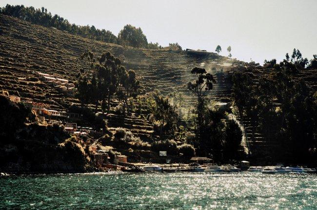 Остров Исла-дель-Соль (Остров Солнца)