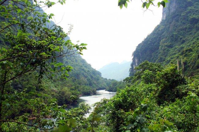 Национальный парк Фонгня-Кебанг